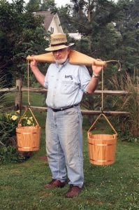 Yoke and A Pair of Buckets